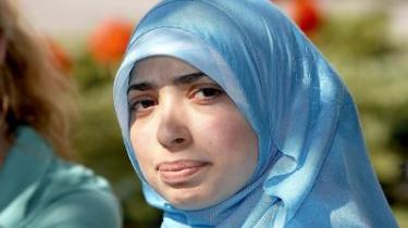 Enhedslistens Asmaa Abdol-Hamid formår at trække andre med sig, når hun går i slingrende udbrud.