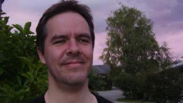Vinderen af kronikkonkurrencen, Mikael Bellers Madsen, blev pludselig blind. Men det er vigtigt for ham, at blindheden ikke kommer til at definere de ting, han foretager sig