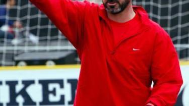 Eric Cantona mener ikke selv, han er det bedste forbillede, når det kommer til fair play.
