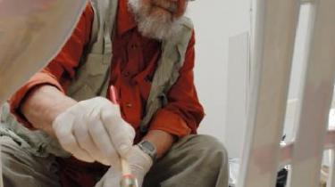 Henning Christiansen fejres på Den Frie med udstillingen -FLUXID- - en rejse gennem tid, sprog, billeder, musik og lyd.