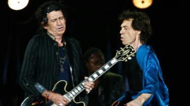 The Rolling Stones leverede søndag et veloplagt og dynamisk show, der hamrede gruppens position som et af klodens bedste bands fast med tommetykke søm