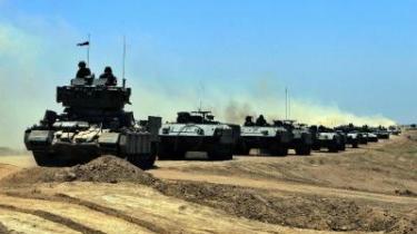 Våben. Israel har allerede Mellemøstens stærkeste hær. Men nu bliver den stærkere.