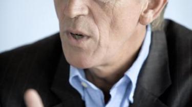 Beslutninger om dansk krigsdeltagelse i internationale missioner kræver totredjedeles- flertal i Folketinget. Sådan lyder et forslag fra SF til fremtidens sikkerhedspolitik, som Villy Søvndal vil lancere i dag på SF-s årlige sommertræf
