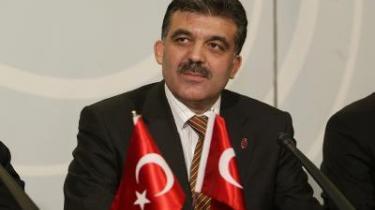 Storfavorit. Abdullah Gül fra det regerende parti, Retfærd og Udvikling (AKP) ventes snarest valgt som den første tyrkiske præsident præsident med islamiske rødder, siden landet indførte det verrdslige politiske system.