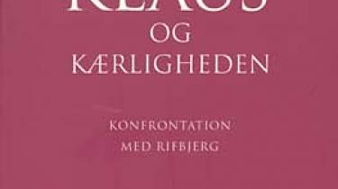 Samtalebog med Rifbjerg rummer mange varme indsigter og enkelte hak