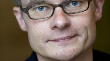 Mikkel Birkegaards debutroman 'Libri di Luca' kaster sig ind i strømmen af storsælgende og populære fantasy-bøger