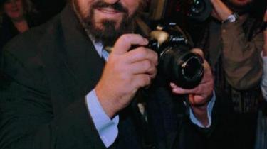Luciano Pavarotti blev 71 år.