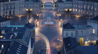 En samfundsbærer. Det provokerer ingen, at Mærsk McKinney Møller fører dansk kulturpolitik og planter en opera midt i byen. Højst at hans dårlige smag gør facaden så grim.