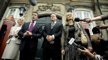 Ved præsentationen af den nye regering lagde statsministeren vægt på socialminister Karen Jespersens rolle som ny ligestillingsminister