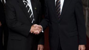 Brasiliens præsident Lula og hans følge af repræsentanter fra landets ethanol-industi har forladt Danmark. Med sig har de en hensigtserklæring om fremtidig energisamarbejde og en aftale med danske Novozymes. Tilbage er en tilfreds statsminister, men også en opposition, der bliver stadig mere skeptisk i forhold til Europas satsning på import af biobrændstof fra udviklingslandene.