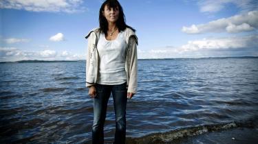 Anette Sørensen var varetægtsfange i 15 måneder, inden hun blev frikendt for de fleste anklager og kunne komme hjem til sine fem børn.