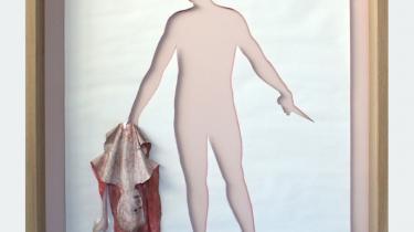 Peter Callesen imponerer med hårdtslående soloudstilling af papirkunst i emilyTsingou Gallery, London