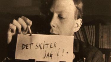 Med dvd-sættet om den svenske digter Gunnar Ekelöf har Claus Bohm og Neal Ashley Conrad begået et stykke gedigent og inspirerende litteraturformidling