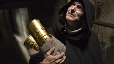 Perfekt timing: En ny dansk film med titlen -Guldhornene- har faktisk premiere den 12. oktober.