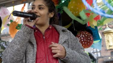 Natasja Saad var udover sit store musiske talent kendt for sit sociale engagement. Hun var en aktiv spiller i miljøet omkring Ungdomshuset og Christiania og optrådte til en række støttekoncerter og arrangementer for velgørenhed. Og det er også det engagement i samfundet og hendes måde at omgås resten af verden på, hun vil blive husket for.