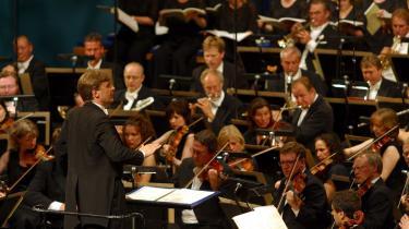 DR-s ledelse syntes ikke om konklusionerne i Mille Buch-Andersens speciale om DR's Radiosymfoniorkester.