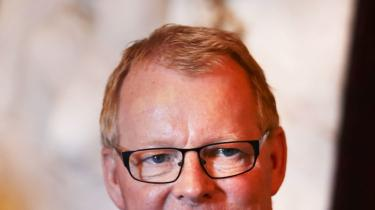 Den 54-årige Erik Jacobsen tiltræder snarest som chef for Det Kongelige Teater.