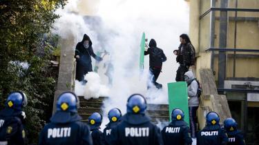 Med over 5.000 mennesker på gaden sprang ungdomshusbevægelsen lørdag rammerne for, hvad der er set af direkte aktioner tidligere på dansk jord.