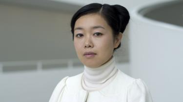 Mariko Mori vil skabe værker, som opløser de kulturelle og menneskelige grænser.