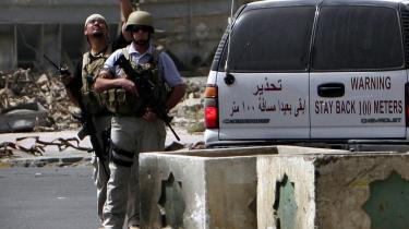 De britiske styrker i Helmand, der dagligt kæmper for at vinde mere opbakning i den lokale befolkning, har udtrykt bekymring over udsigten til, at et større antal private sikkerhedsvagter nu kan blive indsat. De henviser til de store problemer i Irak, hvor bl.a. amerikanske Blackwater har skabt en krise med nedskydningen af civile irakere.