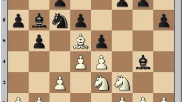 Selvfølgelig imponerer det den store hob, at stormestrene kan gennemføre et skakparti uden at se bræt og brikker, men blindskak er og bliver et show, der ikke sjældent skæmmes af uhyrlige fejl