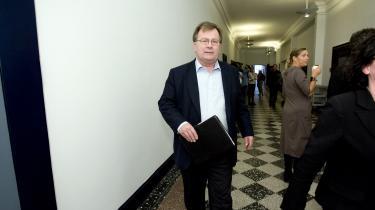 Statsministeren udskriver folketingsvalg til afholdelse tirsdag den 13. november