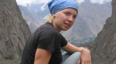 26-årige Stine Krogh-Pedersen har besøgt 40 lande.