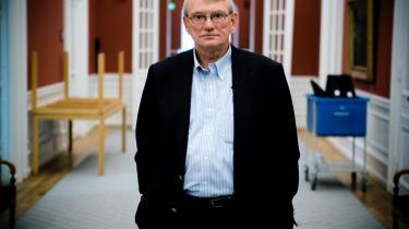 -Fang mig i stedet i noget nyt,- siger Jørgen Poulsen, Ny Alliances spidskandidat. til sin lemfældige omgang med sandheden i hans dage som journalist i DR.