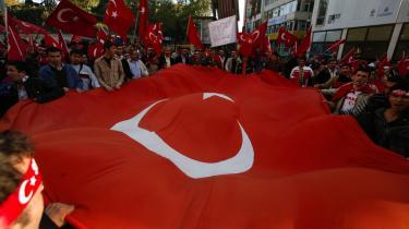 Frigivelse af soldater i det nordlige Irak kan mindske pres på den tyrkiske regering i krisen med Irak