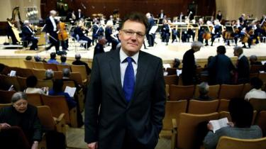 DR's Symfoniorkester skal have ny chef. I går blev orkesterchef Per Erik Veng fyret efter 19 år på posten