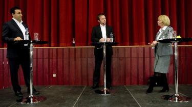 Der var ingen vælgere at hente fra den yderste højrefløj, så i stedet for at deltage i den ene valgduel efter den anden med Dansk Folkeparti skulle Ny Alliance have været ude på universiteterne og på arbejdspladserne og fortælle om deres reformprogram, lyder det fra Asger Aamund.