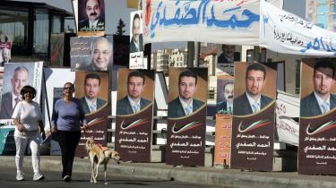 En meningsmåling viser, at 55 procent af de jordanske vælgere ikke føler sig repræsenteret af nogen af kandidaterne.