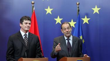Den nye Lissabon-traktat giver den største politiske ændring i og magtoverdragelse til EUi hele fællesskabets historie