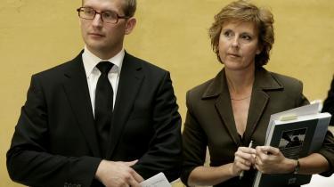 At Troels Lund Poulsen (V) overtager posten som miljøminister er alene udtryk for, at han har optrådt loyalt over for Anders Fogh Rasmussen.