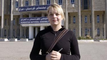 I mere end to år har den danskfødte journalist Louise Roug Bokkenheuser været udstationeret i Bagdad for Los Angeles Times. Her fortæller hun om sin tid i byen, hvor livet er styret af frygt, og hvor ingen er, hvem de udgiver sig for at være