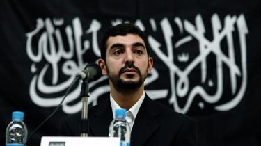 Islamforskningen beskæftiger sig overvejende med de 600-800 muslimske indvandrere, der er organiseret i foreninger og organisationer med religiøst fortegn. Her talsmanden for Hizb ut-Tahrir, Fadi Abdullatif.