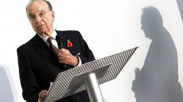 Køber Rupert Murdoch LinkedIn.com, vil han kunne konsolidere sit forretningspublikum på tværs af medieplatforme.