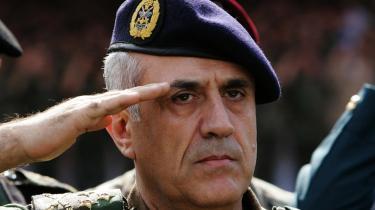 Libanons generalstabschef Michel Suleiman bliver formentlig landets næste præsident - alternativet er en endnu dybere krise end den, landet længe har været ude i.