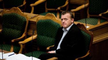 Finansminister Lars Løkke Rasmussen (V) afviser, at spørgsmålet om lønstigninger for de offentligt ansatte bliver en del af forhandlingerne om kvalitetsreformen.