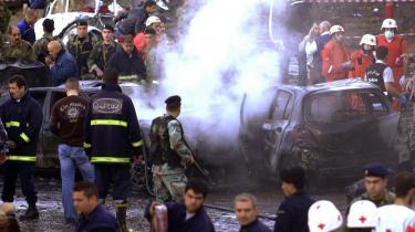 Det er en udbredt opfattelse i Libanon, at attentatet på den libanesiske general Francois al Hajj var en hævnakt for hærens nedkæmpelse af islamisterne i flygtningelejren Nahr el Bared.