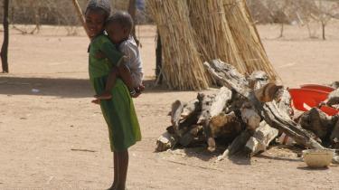 Darfur-børn kommer formentlig til at vente på fred.