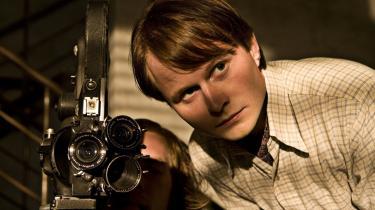 Erik Nietzsche (Lars von Triers pseudonym i sine unge år) i skikkelse af en velcastet Jonatan Spang.