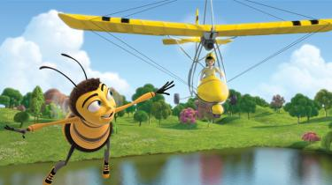 Dyrerettigheder er en smuk ting, men i Bee Movie - det store honningkomplot - er det blevet insekternes tur