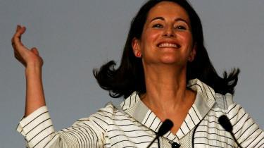 To tredjedele af læserne mente, at Ségolène Royal ville blive ny præsident i Frankrig, men franskmændene valgte Sarkozy.