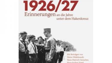 'Jahrgang 1926/27' er en række erindringer fra mennesker, som voksede op i Det Tredje Rige. Tilfælles har de, at de - med og mod deres vilje - blev draget ind i Det Tredje Riges mølle. Og har skullet leve med det siden