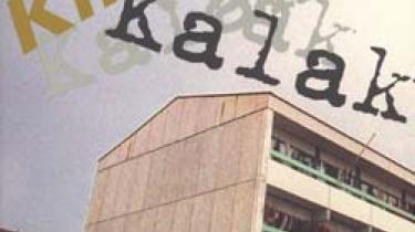 Det forgangne års vigtigste litterære debut må vist være Kim Leines roman 'Kalak'