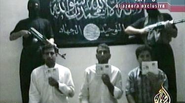 I Glostrup-sagen er en vigtig del af bevisførelsen mod den 19-årige EH de videoer, der bl.a. viser henrettelser af gidsler. Videoerne blev fundet i hans hjem efter anholdelsen i 2005