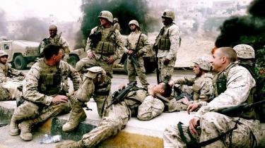 Irakerne hader ikke Amerika. Det er Bush de hader. Men mest af alt er de bare optaget af at overleve.