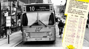 I 1980 kostede et tre-zoners-buskort i hovedstaden 30 kr. Siden er klippekortet steget med 450 procent, og de massive prisstigninger får passagererne til at flygte