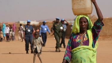 Den dystre og sørgelige sandhed er, at budgetterne bagved de humanitære bistandsprojekter ikke kan dække alle behov.